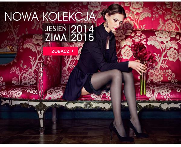Nowa kolekcja Jesień/Zima 2014/2015. Zobacz koniecznie!
